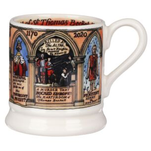 Events Thomas Becket Half Pint Mug