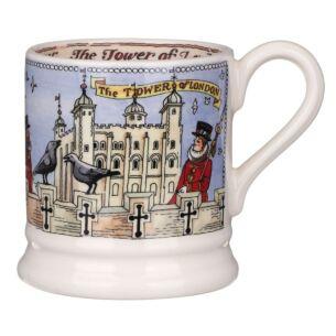 The Tower of London Half Pint Mug