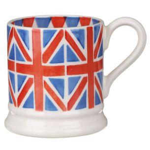 Union Jack Half Pint Mug