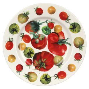 Vegetable Garden Tomato 8½ '' Plate