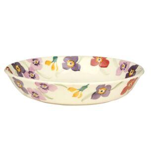 Emma Bridgewater Wallflower Small Pasta Bowl