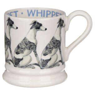 Dogs Whippet Half Pint Mug