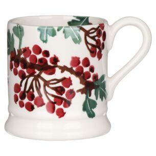Hawthorn Berries Half Pint Mug