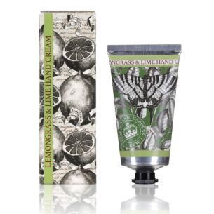 Lemongrass & Lime Hand Cream 75ml