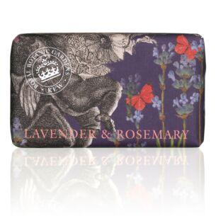 Lavender & Rosemary Luxury Shea Butter Soap 240g