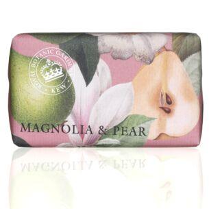 Magnolia & Pear Luxury Shea Butter Soap 240g