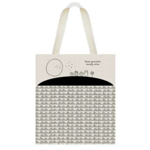 'Some Groceries' Shopping Bag