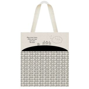 'Hug More Trees' Shopping Bag
