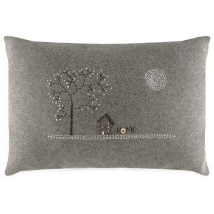 Home Wool Cushion