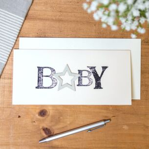 'Baby' Word Card