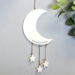 Porcelain Mobile Moon