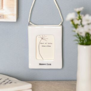 'Memories' Mini Hanging Frame