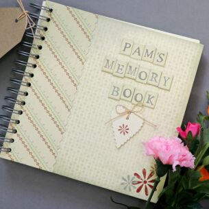 Personalised Memory Book