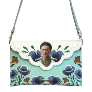 Frida Kahlo Clutch Bag