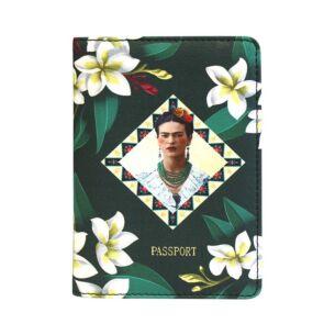 Frida Kahlo Passport Holder