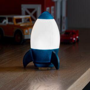 Space Rocket Night Light