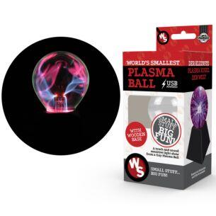 Worlds Smallest Plasma Ball