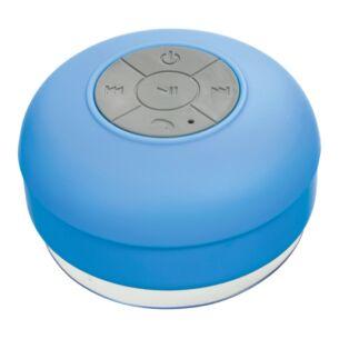 Blue Bluetooth Shower Speaker