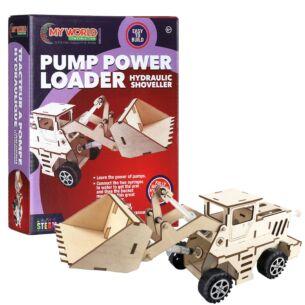My World Pump Power Loader