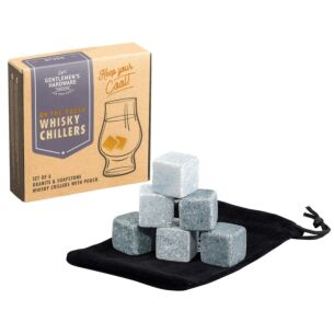 Granite & Soapstone Whisky Chillers