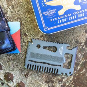 Titanium Credit Card Tool