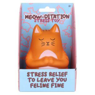 Meowditation Stress Toy