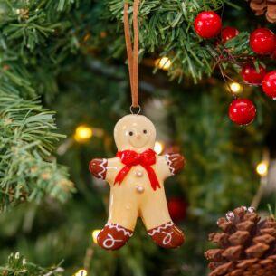 Gingerbread Tree Decoration