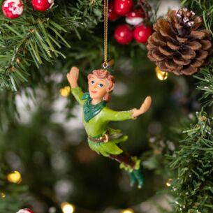 Resin Peter Pan Tree Decoration
