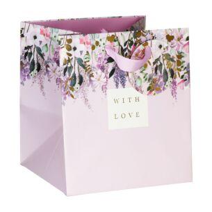 Stephanie Dyment Buddleia Medium (wide base) Plant Gift Bag