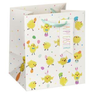 Happy Chicks Medium Easter Gift Bag