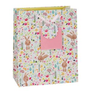 Bunny Meadow Large Gift Bag