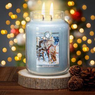 Jingle Bells Large Jar Candle