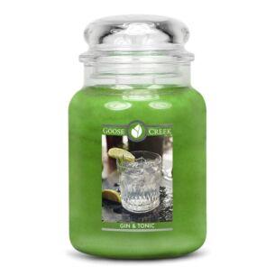 Goose Creek Gin & Tonic Large Jar Candle