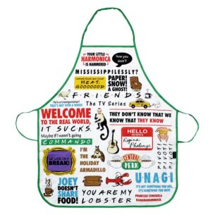 Quotes Adult Apron