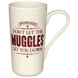 Muggles Latte Mug