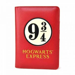 Platform 9 ¾ Boxed Passport Wallet