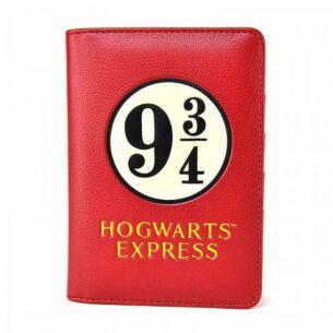 Platform 9 ¾ Boxed Passport Wallet