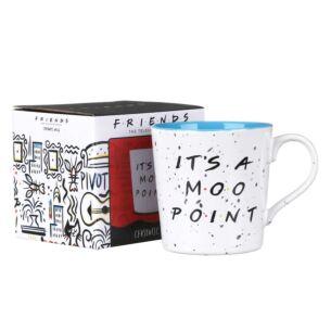 Moo Point Boxed Mug