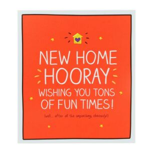 New Home Tons of Fun Times! Card