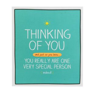 Happy Jackson Thinking Of You 'Special Person' Card