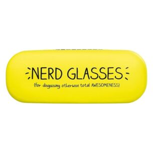 Happy Jackson Nerd Glasses Case