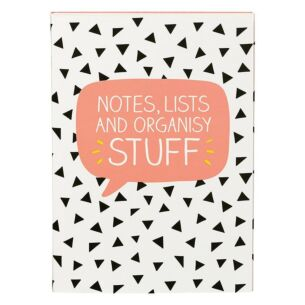 Happy Jackson Organisy Stuff Sticky Notes Set