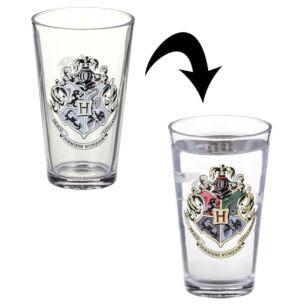 Harry Potter Hogwarts Cold Change Glass