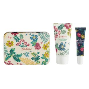 Cath Kidston Twilight Garden Hand Cream & Lip Balm Tin