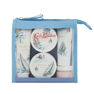 Crisp Cotton Travel Set