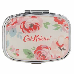 Cottage Patchwork Compact Mirror & Lip Balm