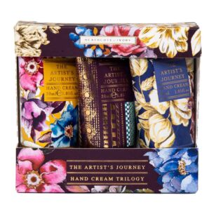 The Artist's Journey Hand Cream Trio
