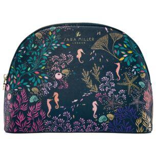 Underwater Spa Large Cosmetic Bag