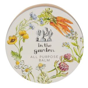 In The Garden All Purpose Balm Tin