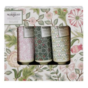 Morris & Co Jasmine and Green Tea Set of 3 Hand Cream